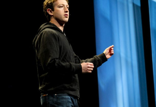 Facebook investor roadshow sees Zuckerberg keep it casual