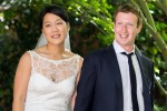 Facebook founder secretly marries after IPO