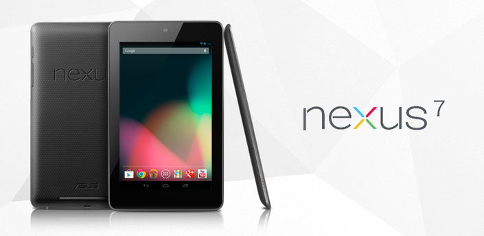 Google Nexus 7 official specs and image leak