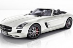 Mercedes-Benz unveils 2013 SLS AMG GT in coupe and convertible