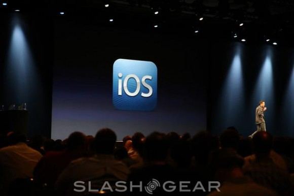 iOS 6 signals Apple legacy device drop-off