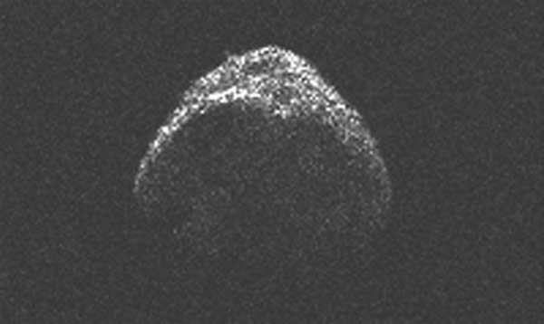 Asteroid 2012 LZ1 highlights holes in Earth's asteroid detection program