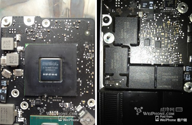 2012 MacBook Pro leak tips unchanged design plus Kepler graphics