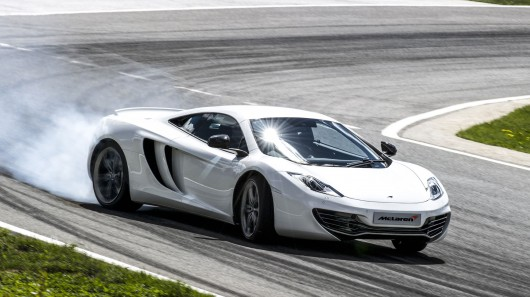 McLaren MP4-12C gets even more powerful