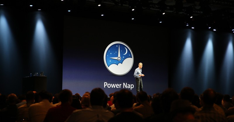 Power Nap Apple app revealed at WWDC 2012