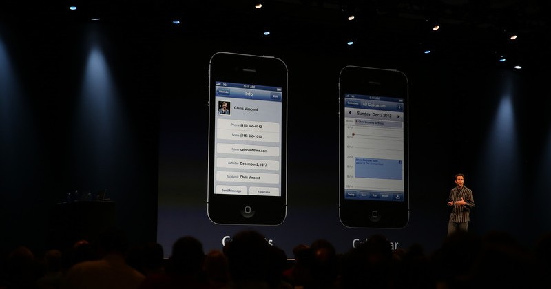 Passbook app revealed at WWDC 2012