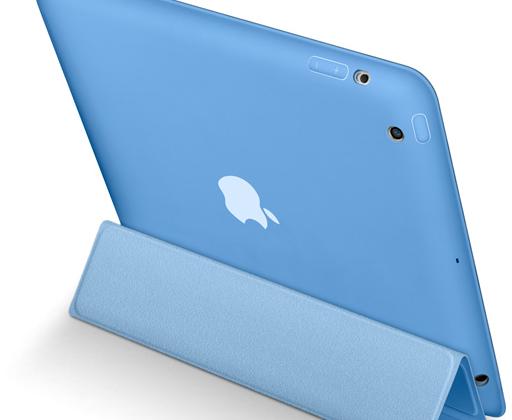 iPad Smart Case revealed by Apple