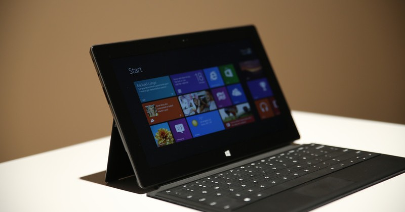 Microsoft Surface Touch Cover vs Type Cover hands-on