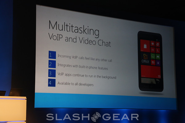 Windows Phone 8 details rundown