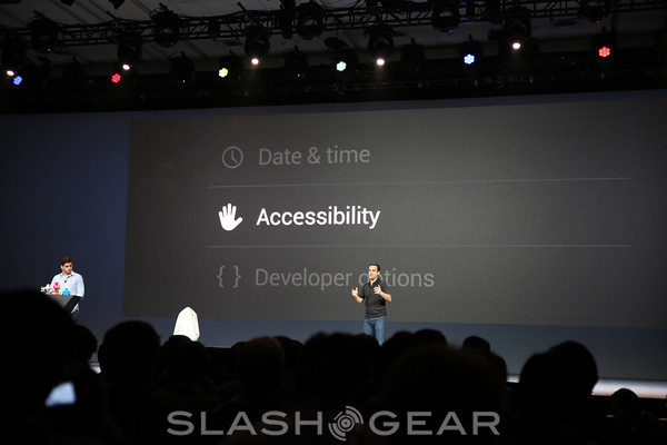 Jelly Bean boosts homescreen workability