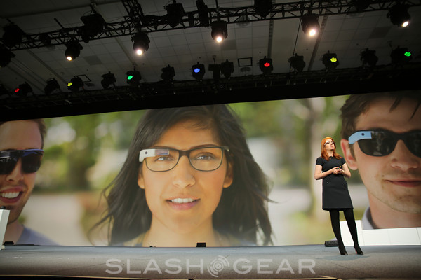 Project Glass gets demo product blast at I/O