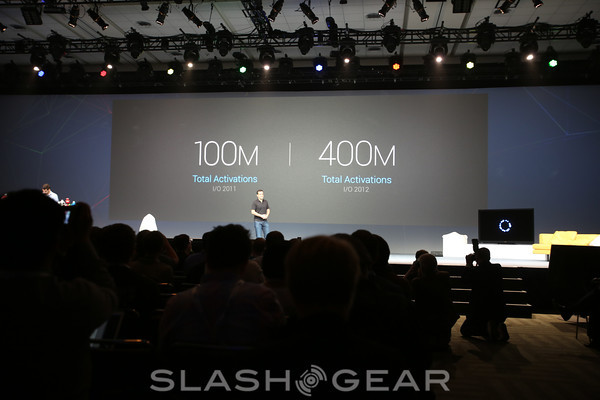 Android 4.1 Jelly Bean revealed at I/O 2012