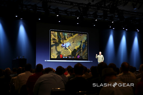 Apple unveils next-gen MacBook Pro: Retina display from $2,199