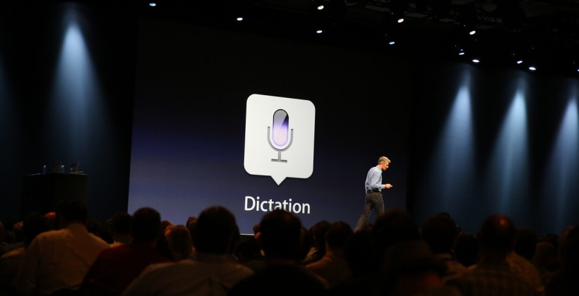 Apple brings Dictation to Mountain Lion