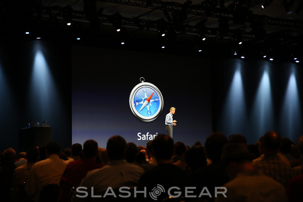 New Safari features include Unified Search, iCloud Tabs and Tab View