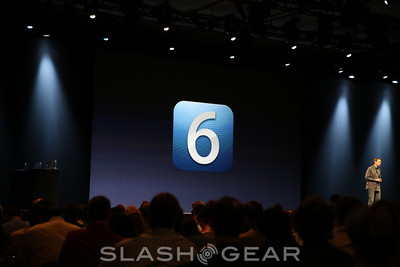 iOS 6 unveiled at WWDC 2012