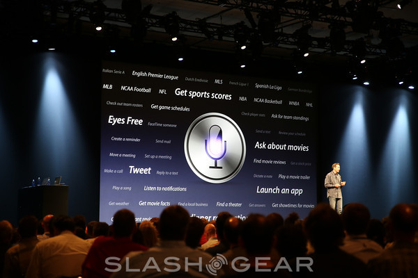 Siri upgraded for iOS 6 – goes international too