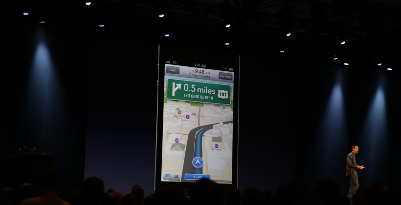 Apple and TomTom sign Maps deal