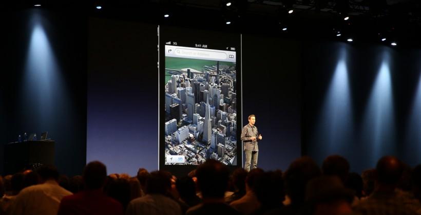 Apple reveals new Maps app for iOS 6