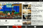 PS Vita's YouTube app arrives
