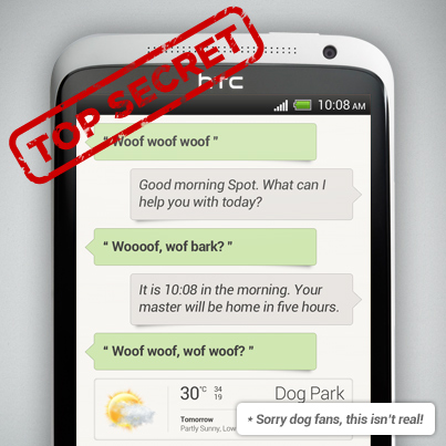 HTC teases own Siri-like voice assistant app