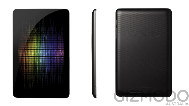 Google Nexus tablet specs and render leak
