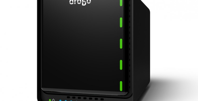 Drobo Mini and 5D revealed: Thunderbolt, USB 3.0 and mSATA SSD