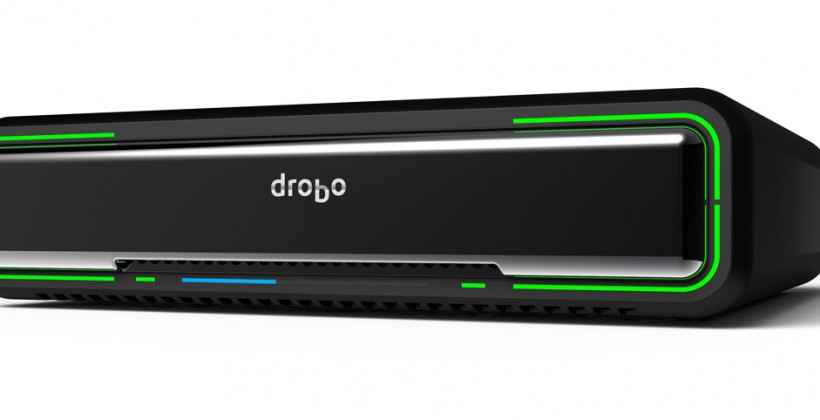 Drobo Mini - RIght Front
