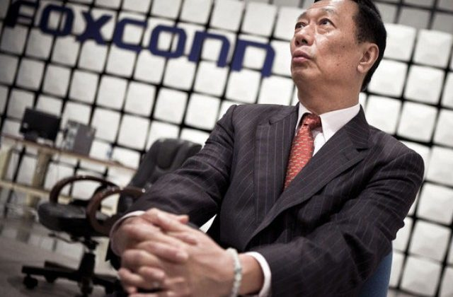 Foxconn CEO says iPhone 5 will put Samsung Galaxy S III to shame