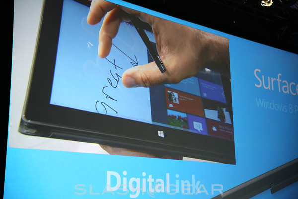 Microsoft Surface to feature digital ink stylus support