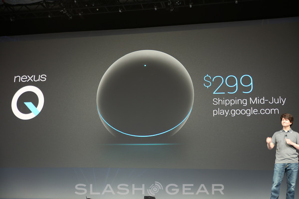 Google unveils Nexus Q Android-powered computer