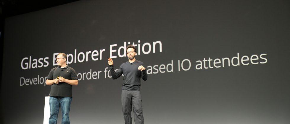 Google Glass Explorer Edition ships 2013 for $1,500