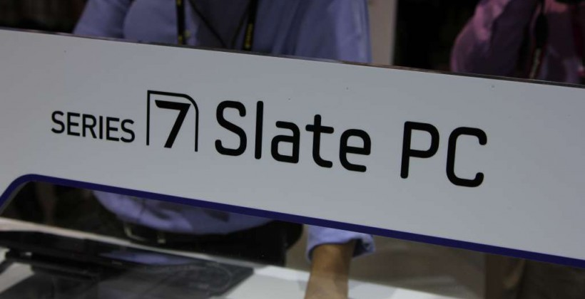 Samsung Series 7 Slate PC hands-on