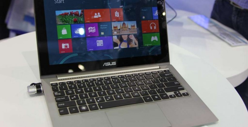 ASUS Zenbook Prime UX21A Touch hands-on