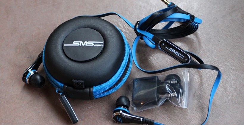 Street by 50 in-ear Wired Headphones from SMS Audio Review