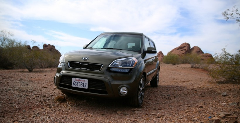 Kia Soul Review (2012)