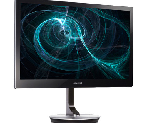 Samsung Series 9 LED monitor available now