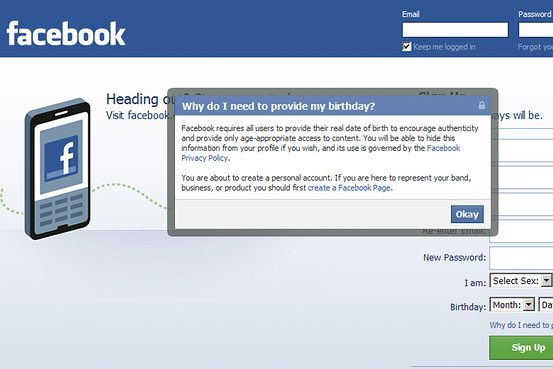 Facebook mulls access for children under 13
