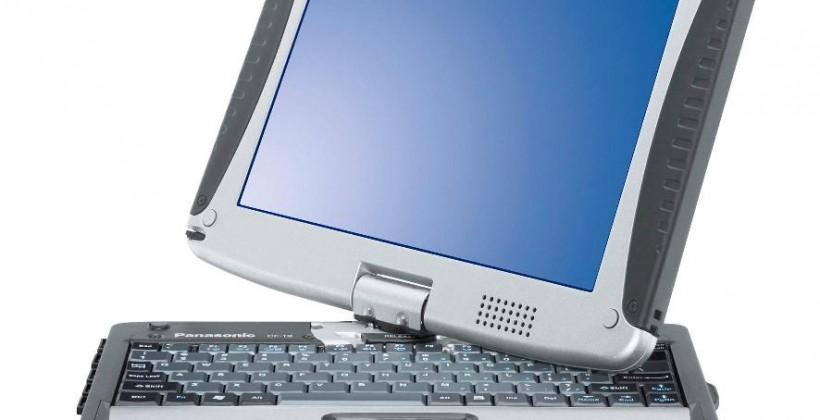 Panasonic Toughbook CF-19 gets rugged Ivy Bridge upgrade