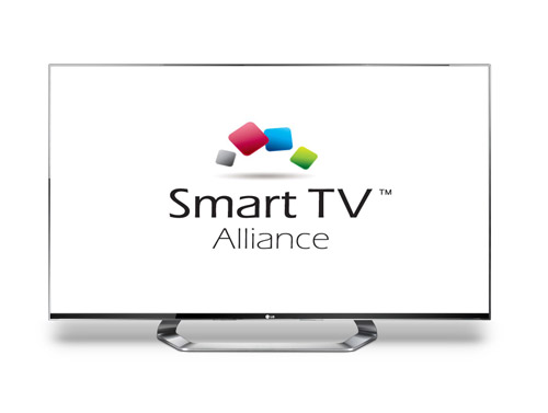 LG and friends form the Smart TV Alliance