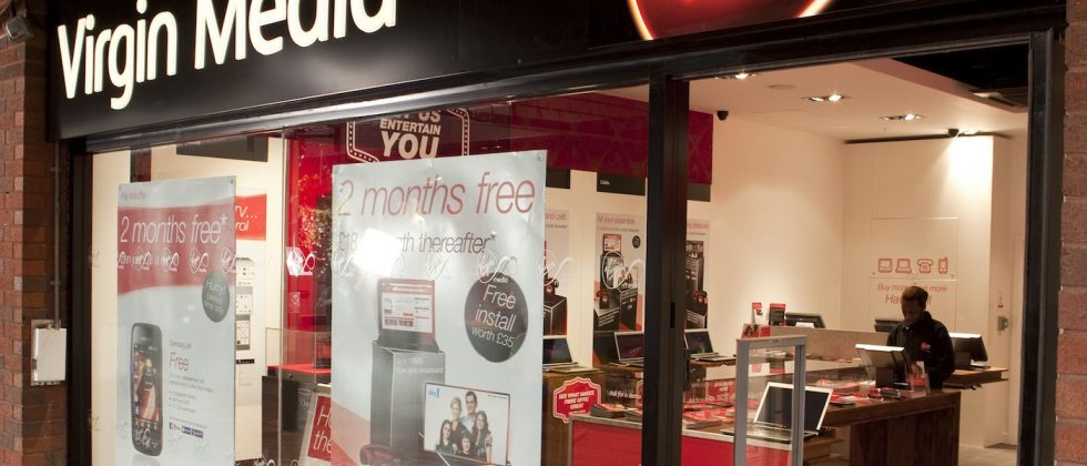 Virgin Media Premiere takes unlimited data to a new low