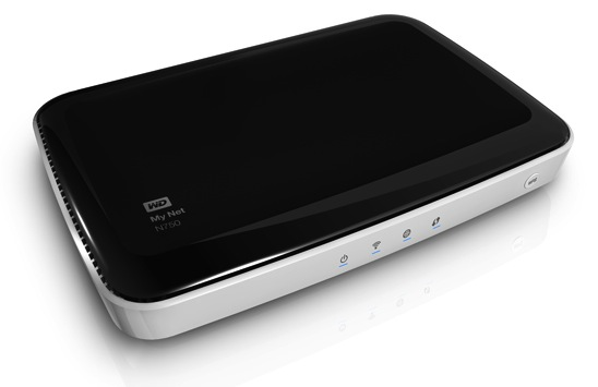 Western Digital My Net routers push HD media streaming