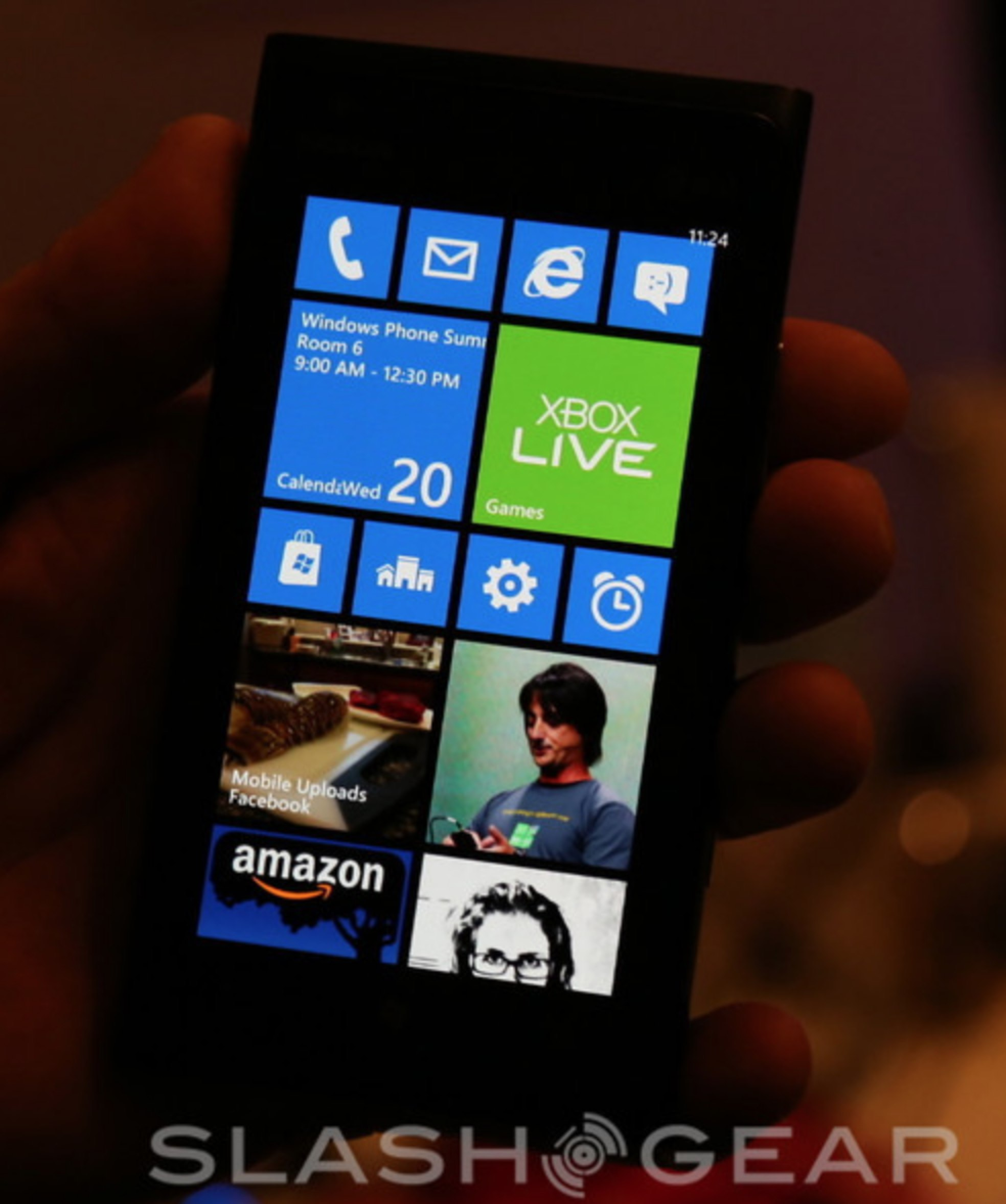 Windows Phone 7.8 Eyes-on