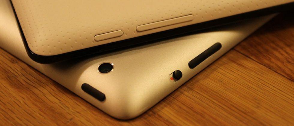 Google Nexus 7 vs the iPad