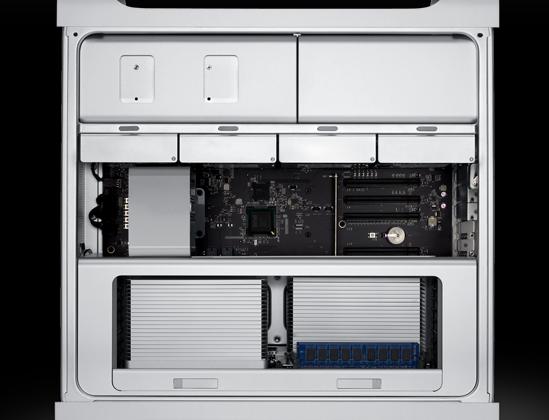 Mac Pro 2012 gets stealth refresh