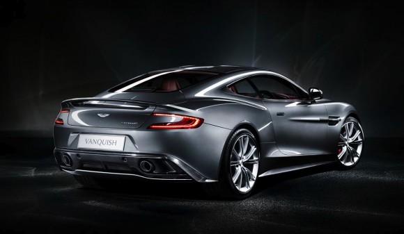 Aston Martin Vanquish 2012 Flagship Revealed Slashgear