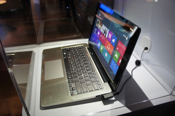 Acer and ASUS bring the touchscreen fury for Win8 at Computex