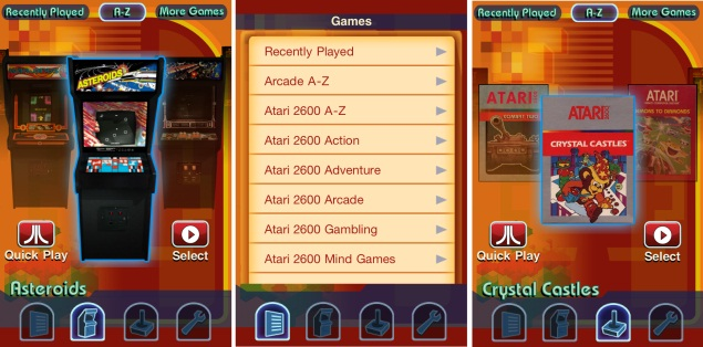 Atari offers 100 iOS games free for 40th anniversary