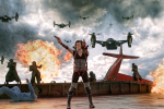 Resident Evil: Retribution chat with Milla Jovovich [UPDATE: Trailer added]