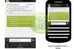 BBM design for BlackBerry 10 leaks